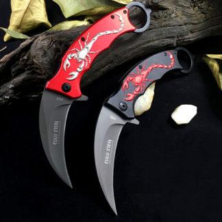 Karambit Folding Knife F92