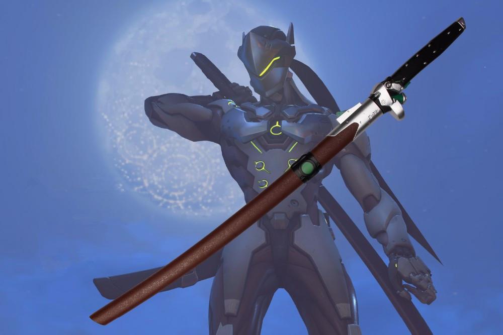 Roronoa Zoro Swords Cosplay Cosplay Overwatch Genj...