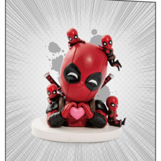Mini Egg Attack Marvel Comics Deadpool Day Dream