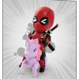 Mini Egg Attack Marvel Comics Deadpool Pony