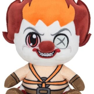 Twisted Metal Stubbins Plush Sweet Tooth
