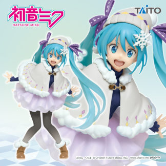 Hatsune Miku Winter Clothes Renewal Ver.